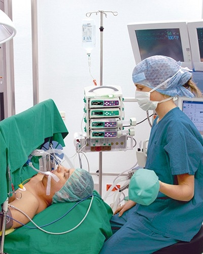 Automated Infusion Systems